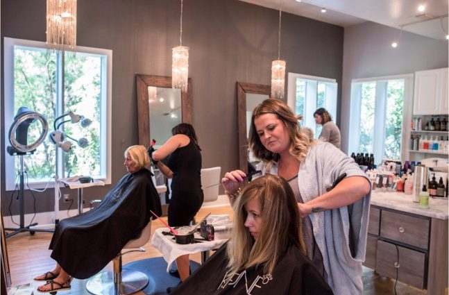How to Find a Reputable Haircolor Salon?