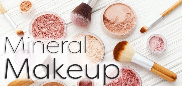 Mineral Makeup – The Makeup For a Natural Healthy Skin