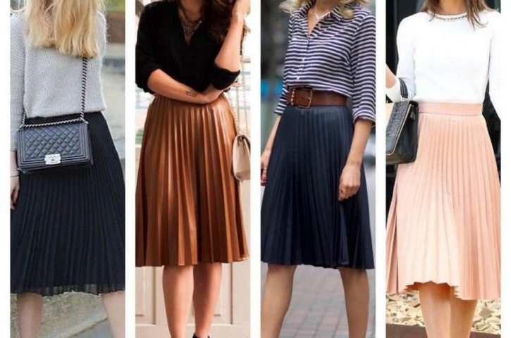 3 Tips When Buying a Stylish Pleated Skirt for Work