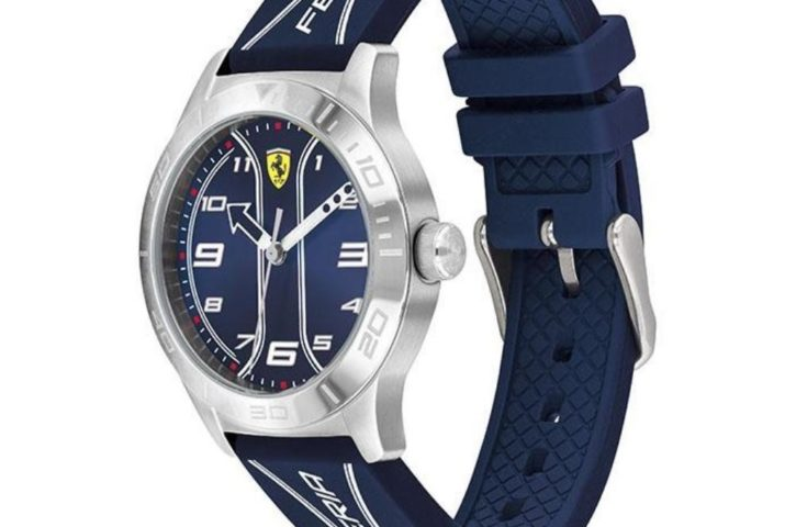 How to identify the quality Ferrari watch?